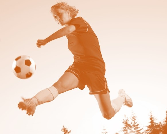 Women's Soccer ACL Prevention