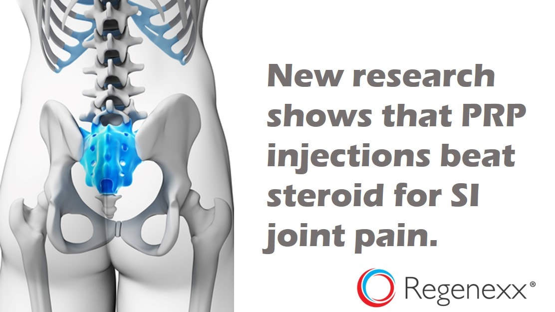 si joint steroid injection dose