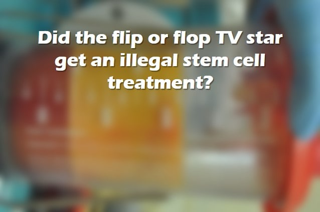flip flop low back stem cell