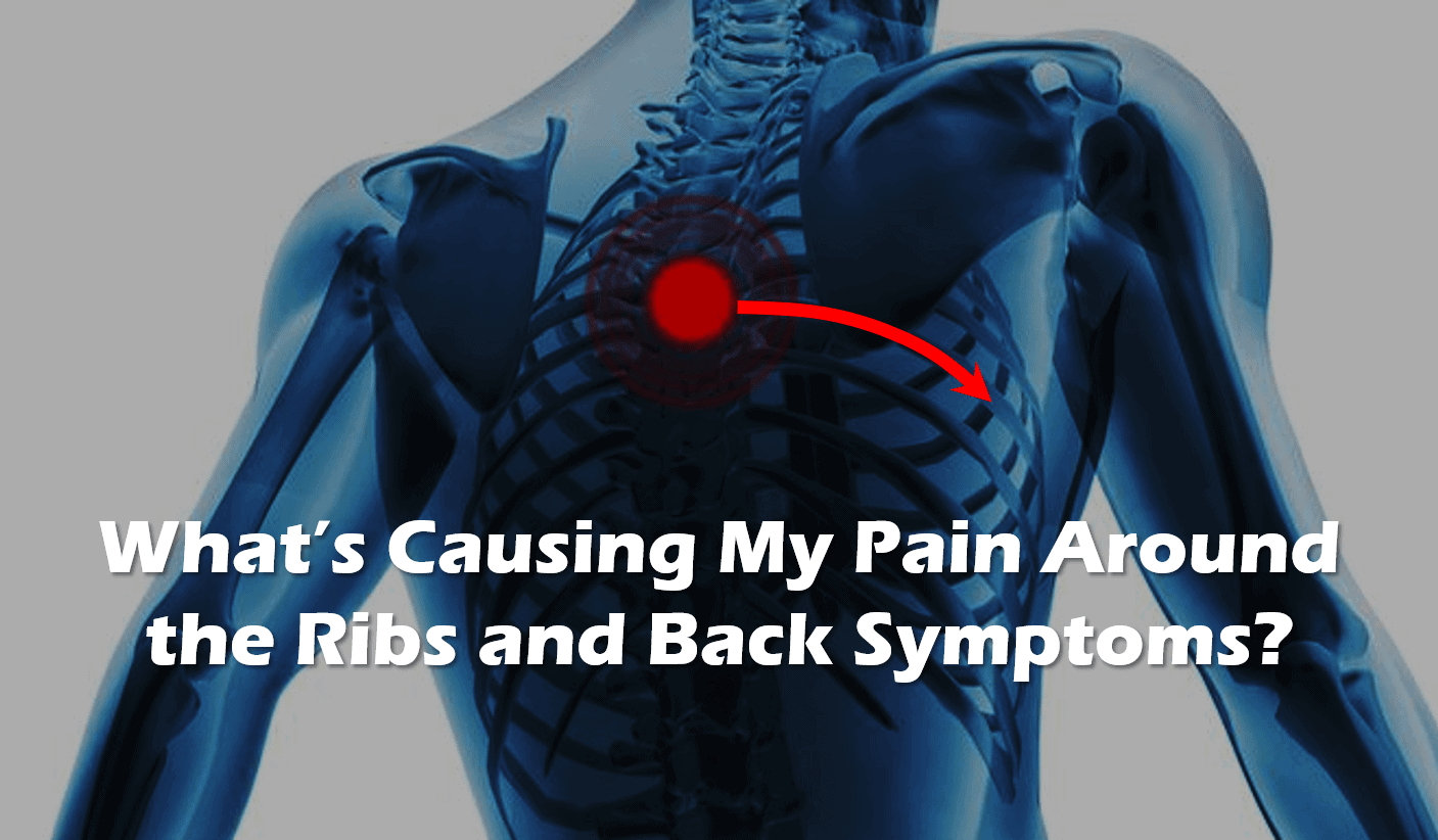 pain around the ribs and back symptoms 1